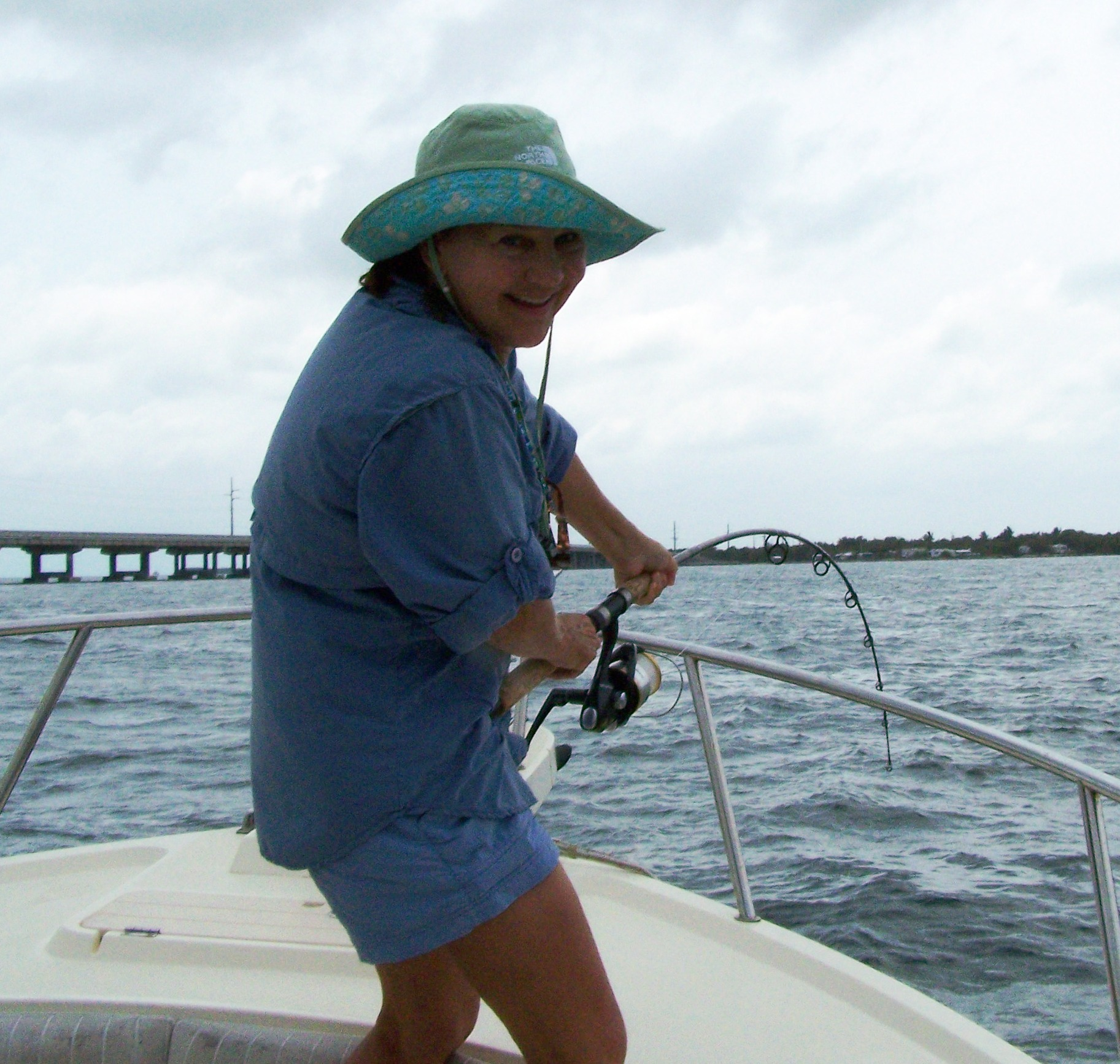 Marathon florida keys tarpon fishing with capt chris for Tarpon fishing charters