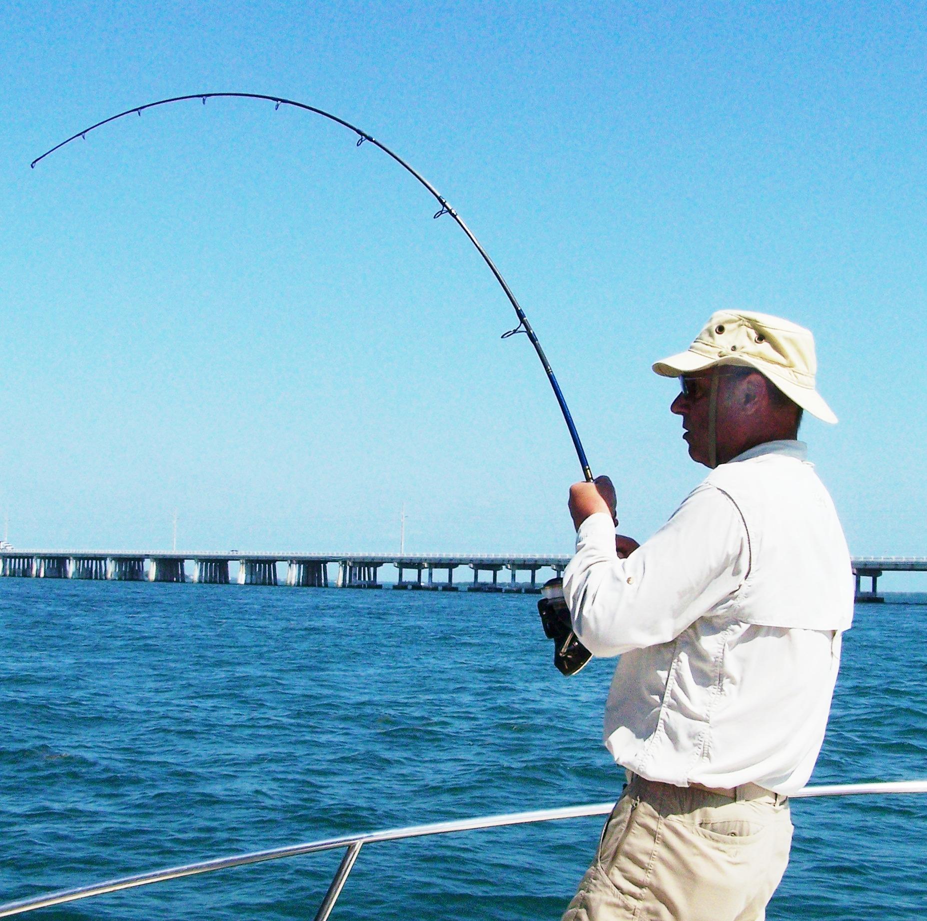 Marathon florida keys tarpon fishing with capt chris for Marathon key fishing